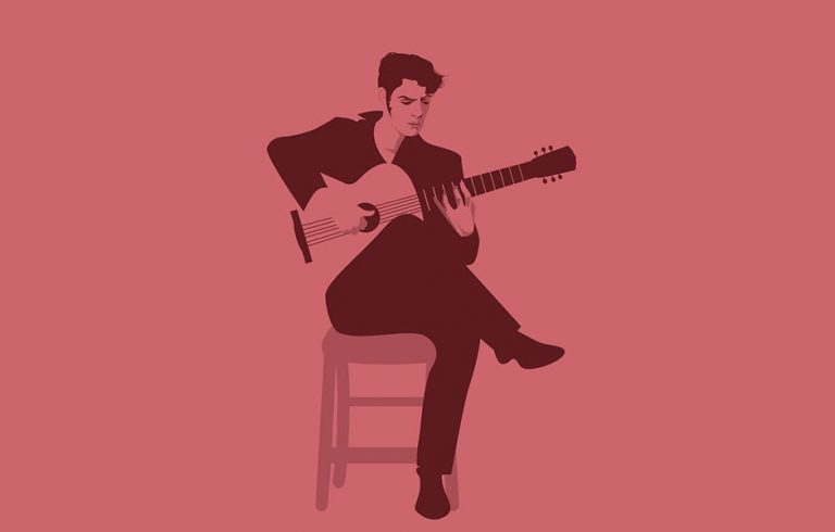 چگونه گیتار فلامنکو بزنیم؟