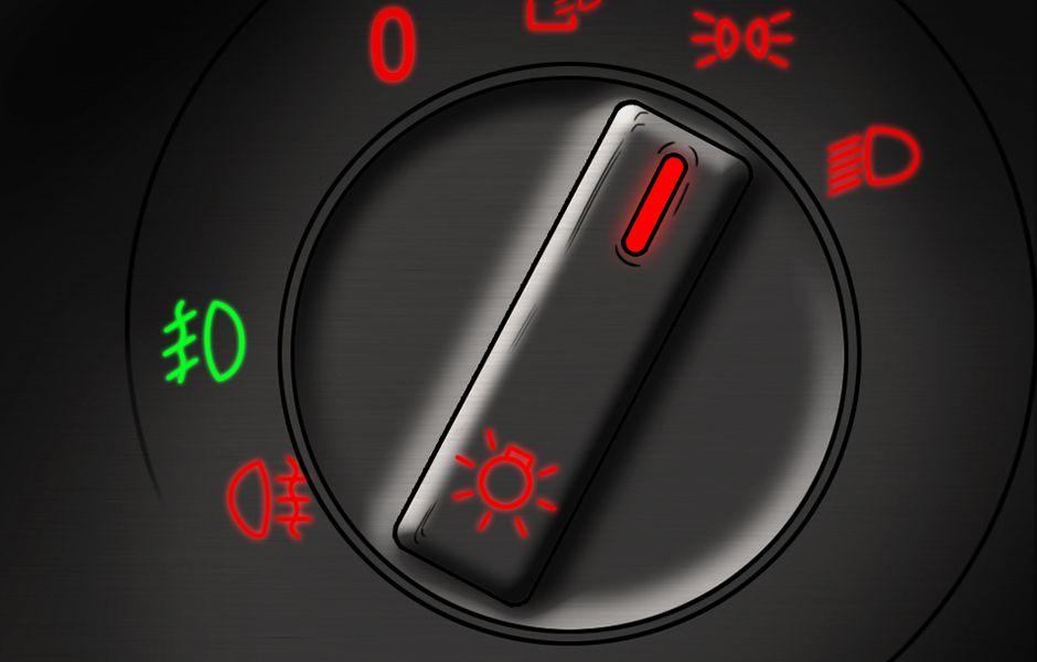 how to drive at night 89753894754 - چگونه در شب رانندگی کنیم؟