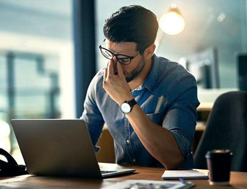 چگونه با فشار ناشی از کار کنار بیاییم؟