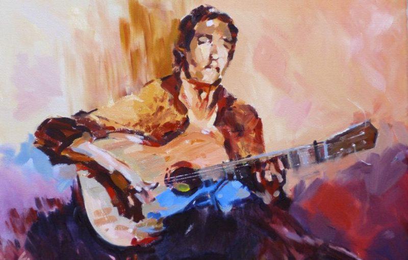 how playing guitar affects the guitarists brain 2334389747984395 compressed - چگونه گیتار زدن بر مغز گیتاریست تاثیر میگذارد؟