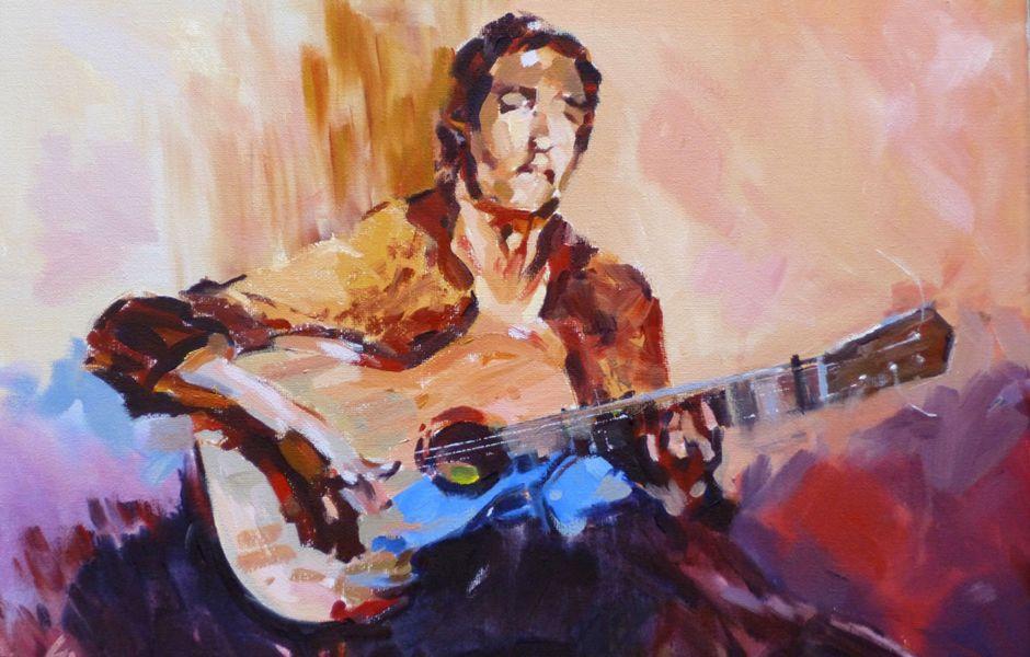 چگونه گیتار زدن بر مغز گیتاریست تاثیر میگذارد؟