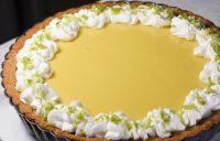 how to make lemon pie 5647546546 - چگونه کیک پای لیمویی بپزیم؟
