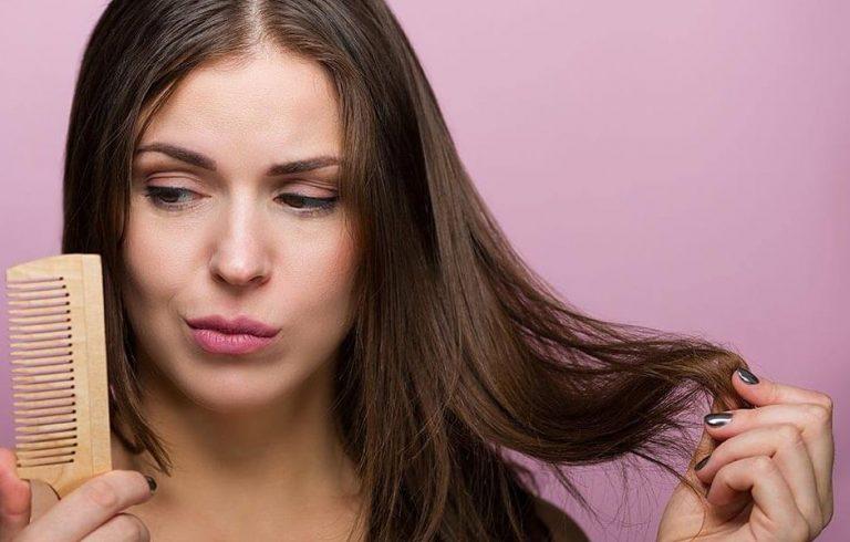 چگونه از شر مو و پوست سر خشک خلاص شویم؟