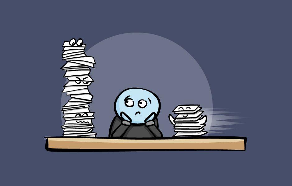 how to overcome procrastination 34565767 - چگونه عادت به تعویق انداختن را ترک کنیم؟