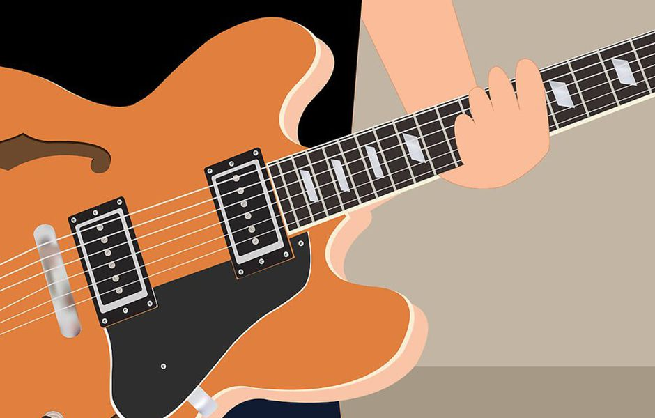 how to avoid pain in left hand while playing guitar 43457658 - چگونه هنگام گیتار زدن از درد گرفتن دست جلوگیری کنیم؟