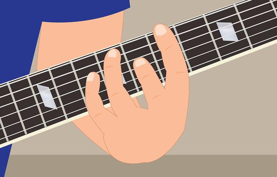 how to avoid pain in left hand while playing guitar 4547668 - چگونه هنگام گیتار زدن از درد گرفتن دست جلوگیری کنیم؟