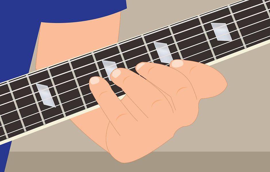 how to avoid pain in left hand while playing guitar 54365478 - چگونه هنگام گیتار زدن از درد گرفتن دست جلوگیری کنیم؟