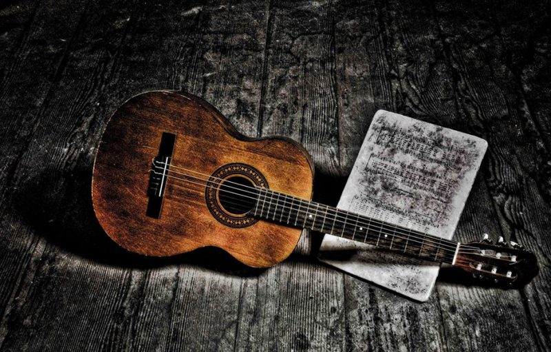 how to learn guitar notes 876646578 - چگونه نت های گیتار را یاد بگیریم؟