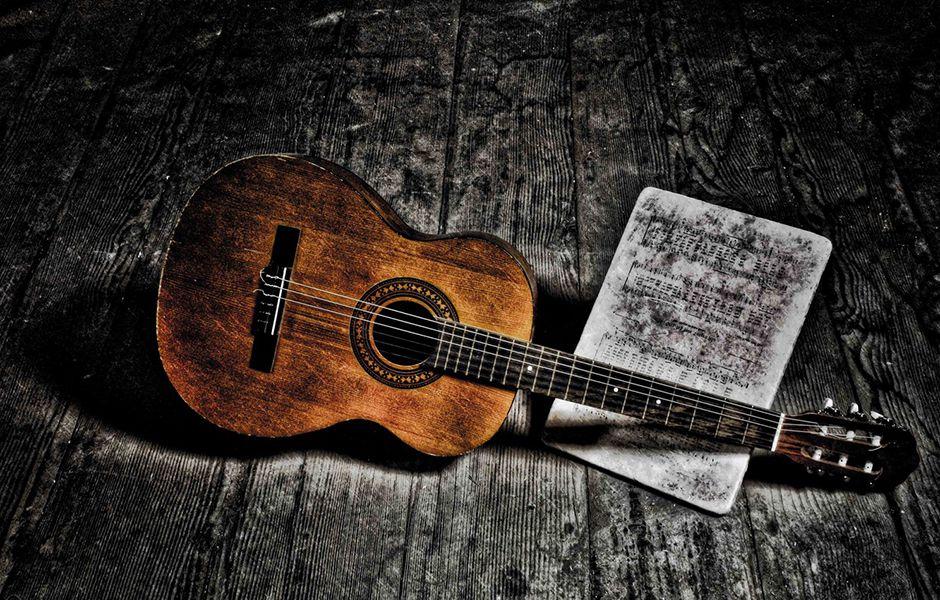 تصویر از چگونه نت های گیتار را یاد بگیریم؟