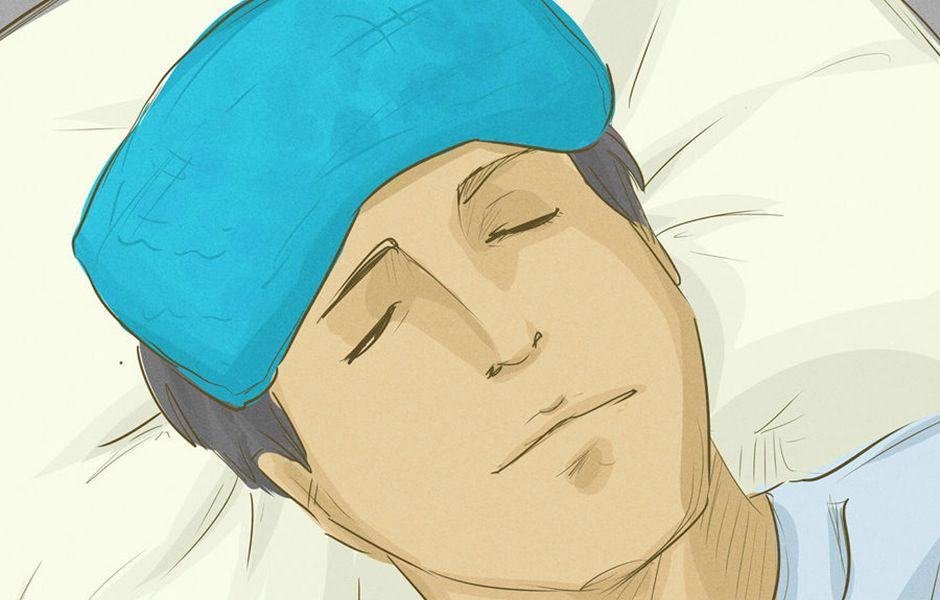 how to get rid of a headache 43654767 - چگونه سردرد را درمان کنیم؟