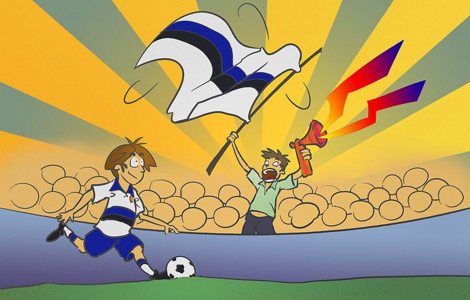 how to turn your child into a soccer star 24453656 - چگونه از کودک خود یک فوتبالیست حرفه ای بسازیم؟