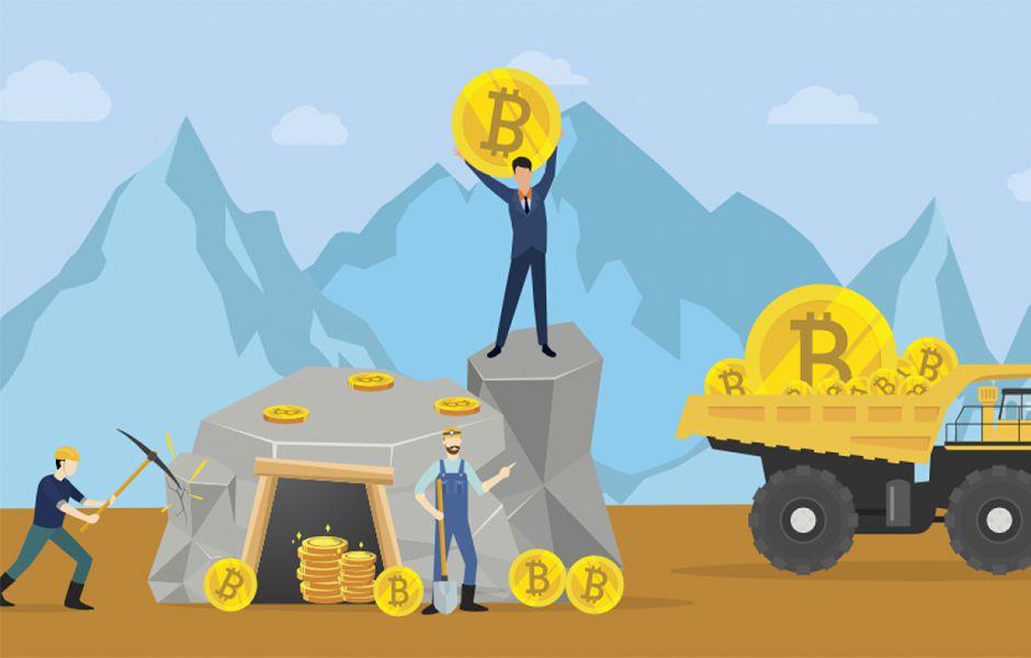 how to mine bitcoin 45436547 - چگونه بیت کوین استخراج کنیم؟