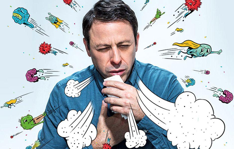 تصویر از چگونه از آنفولانزا جلوگیری کنیم؟