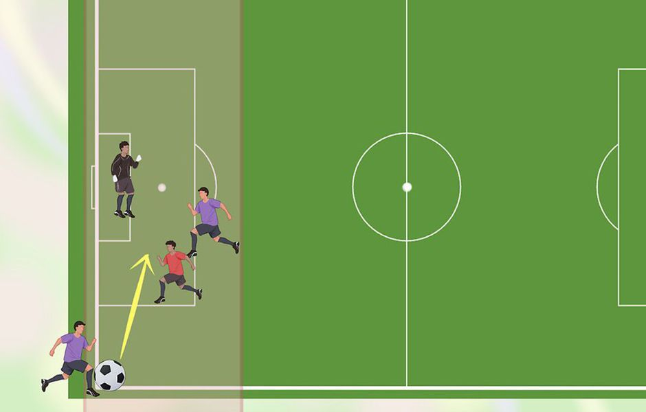 how to understand offside football 54657587 - چگونه در فوتبال قانون آفساید را درک کنیم؟
