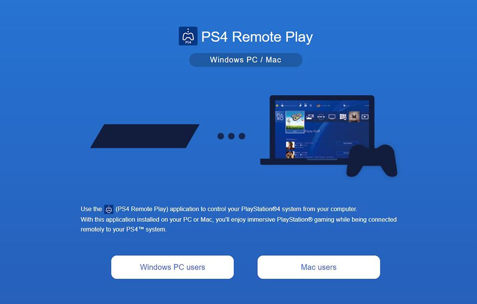 how to connect a ps4 to a laptop online and offline 453454354 - چگونه پلی استیشن 4 را به لپ تاپ وصل کنیم؟