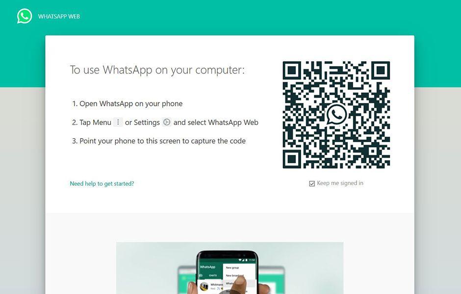 how to use whatsapp web 2534656 - چگونه از واتساپ وب و واتساپ دسکتاپ استفاده کنیم؟
