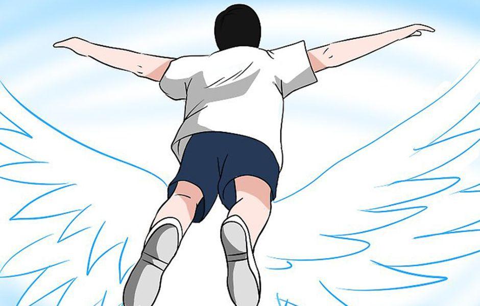 how to fly in dreams 56789800 - چگونه در خواب پرواز کنیم؟