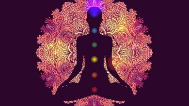 how to know different chakras 32423434 390x220 - چگونه چاکراهای مختلف بدن را بشناسیم؟